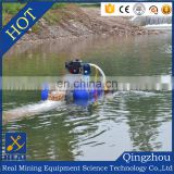 Portable River Gold Mining Boat in Manufacturer for sale