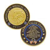 Commemorative Custom Challenge Old Coins