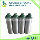 Portable high pressure Aluminum Medical Oxygen Gas Cylinders