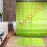 bright color shower curtains yellow bathroom shower curtain sets