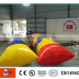 Cheap PVC water inflatable blob product