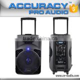"15"" Portable Trolley Style Active Speaker With Rechargeable Battery CSM15AMFQ-V2BP-BT"