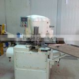coin chocolate print&cover packing machine,coin chocolate wrapping machine,abnormal chocolate wrapper