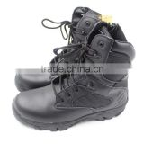 New design Low price army tactical boots for military combat army shoes troops boots