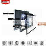 Most popular 19 inch IR lcd Touch Screen Monitor for digital signage wall mount                                                                         Quality Choice