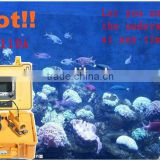 High-definition image ! Underwater scanner,underwater inspector,pipe inspection systems MCD-110A