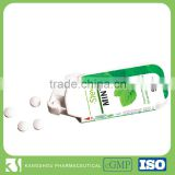 Table top stevia sweetener instant soluble diabetics sugar substitute stevia tablet