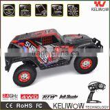 4WD 1:12 full scale Electric RC Car turbo kit nitro RC Monster Car High speed remote control car