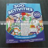 Children Coloring Activity Book