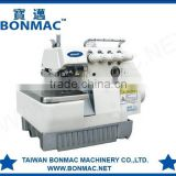 BM747 4-thread industrial overlock sewing machine with resonable price                                                                         Quality Choice