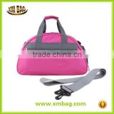 New Fashional Travel Duffel Bag Women Sports Gym Bag with Shoe Compartment