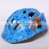 CE approved in-mold safety sport riding child bike helmet