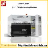 5 in 1 OCA Laminating Machine Built-in Air Bubble Remover Machine OCA Laminator(CNB-VC513A)