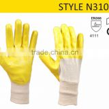 Abrasion Resistance Industry Oil-Proof Oil Field Gloves