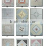 "12""*12"" vinyl floor tile ( vinyl floor sheet )"