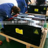 336v/120Ah li-ion battery pack with BMS and charger for electric car/electric truck/electric bus