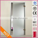 Kitchen Swing Door or Interior Frosted Glass Bathroom Door                                                                         Quality Choice