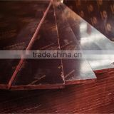 HONGYU 18mm film faced plywood 1220p CONSTRUCTION 20MM X 4'X8' THICK BROWN FILM FACED PLYWOOD