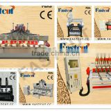on sale tea table ceramic tiles coated metals 2.2 3.5 4.5 5.5 7.5KW Air cooling spindle cnc cutting equipment