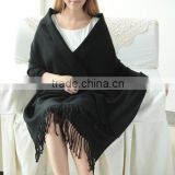 Fashion British style Long Scarf Shawls Cashmere Shawl with Tassel                                                                         Quality Choice