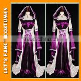 PGWC2596 Fancy dress women renaissance medieval gothic long costume halloween cosplay dress