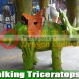 Theme Park Rides Walking Dinosaurs for Sale