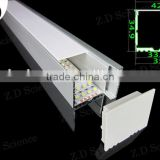 2015 HOT Sale LED Strip Lights Aluminium Profiles for Wall or Ceiling Lighting Decoration