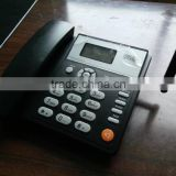 Dual SIM card GSM cordless phone