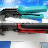 SMT Crimp splice tool for SMT splice tape with copper clip