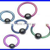 316L Stainless Steel Jewelry Tongue Ring Body Jewelry