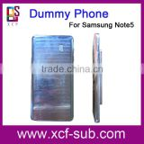 Dummy Phones For Sale, Dummy Display Phone For Samsung Galaxy Note 5 edge