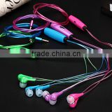 wholesale Price Led glowing Earphones, Led Light Earphones, Light Up Earphones for samsung galaxy s7