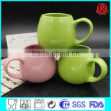 promotional ceramic coffee mugs with costomceramic glaze                                                                                                         Supplier's Choice