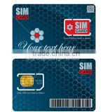 Best price Mini/Micro/Nano GSM SIM Card for Telecom and Operator
