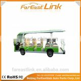 high quality low price 14 seats Electric Tourism Bus
