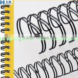 Office & School Supplies double wire binding o book,twin ring double binding double wire o,double wire o binding