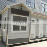 Eco-friendly prefab Portable toilets / China portable toilet price in prefab home manufacturer/ Cheap luxury public toilet