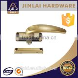 High quality zinc alloy casement window lock handle,handles