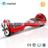 Adult 2 wheel electric standing scooter smart 350W*2 6.5 inch tyre size
