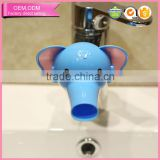 nolve bathroom accessories plastic kid child hand washing sink baby faucet extender