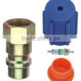 Car Accessories Auto AC Adapters Fittings Auto AC Parts OEM available Professional Brass Aluminum Steel MD2031