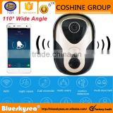 Plastic hotel doorbell system with great price