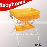 2014 Multi-function baby changing table with bath tub