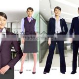 Hot sell staff uniform/office uniform009