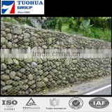 Gabion Mesh Application and Welded or Hexagonal Weave Style Gabion Mesh