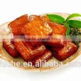 Taiwan Finger Food Taste Vegetarian and Healthy Dried Tofu