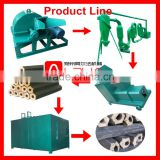 Sawdust charcoal making machine /making wood charcoal production line/coconut shell charcoal making machine