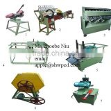 factory supply wholesale Automatic wooden Clothespin Making Machine ,bamboo Clothes Peg Making Machine