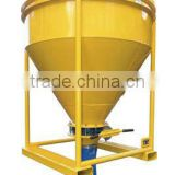 grout kibble material handling convenient safe attachment for overhead crane
