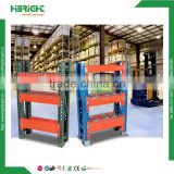 warehouse heavy duty selective steel stacking pallet rack
